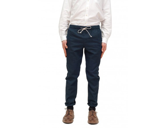 Baron Wells linen pants