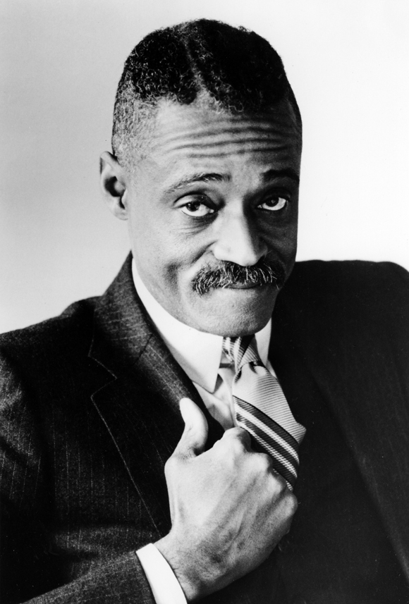 Portrait of Melvin Van Peebles, circa 1990. Courtesy Photofest.